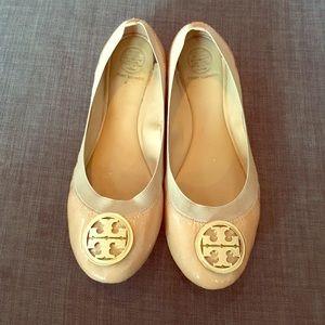 Tory Burch Caroline Ballerina Flats